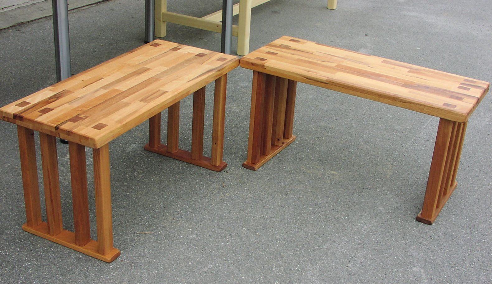 Tische und Bänke | Holzwerkstatt Salzer
